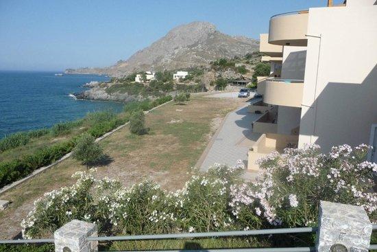 Creta-Spirit Apartments: esterno