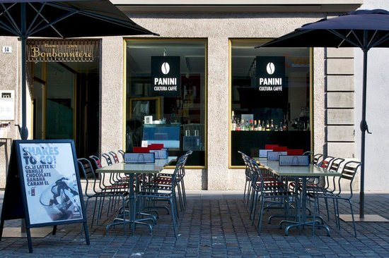 Panini Cultura Caffe