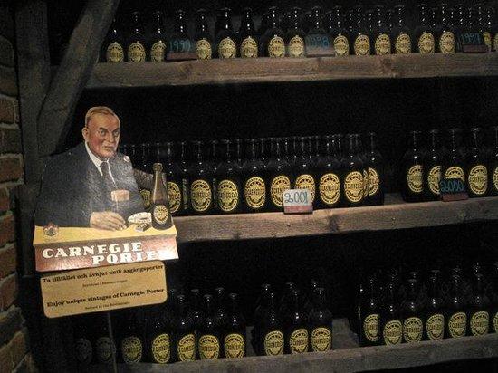 Novotel Goteborg: Carnegie brewery in its old days