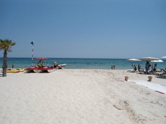 El Mouradi Port El Kantaoui : la plage