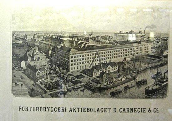 Novotel Goteborg: Carnegie Porter Brewery - today's Novotel