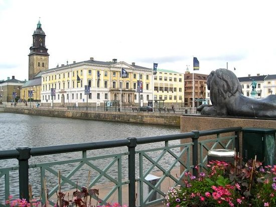 Best Western Plus Hotel Waterfront Goteborg: City overwiew
