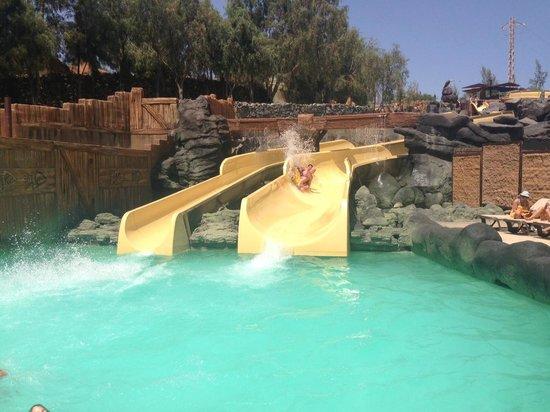 Rancho Texas Lanzarote Park: Texas Rancho Park Slide