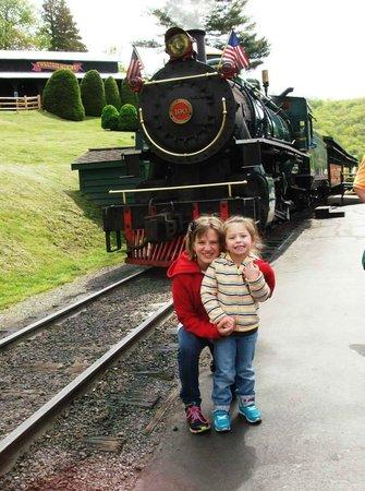 Tweetsie Railroad : Engine Front