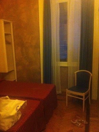 Hotel Panizza : Bedroom
