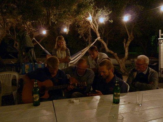 Dive2gether Crete: BBQ