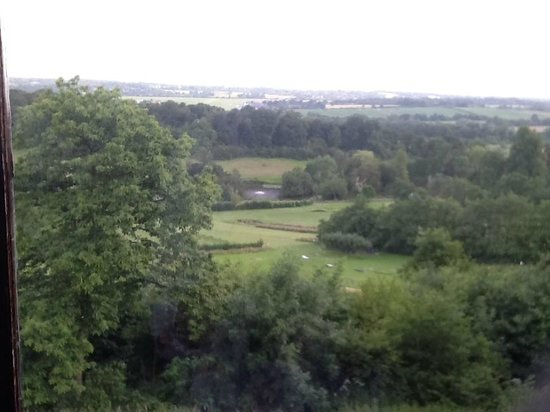 Nutfield Priory Hotel & Spa: View from our room