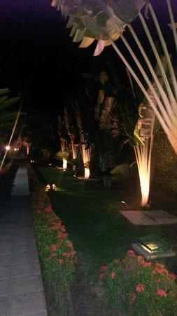 Atlântida Park Hotel: acesso ao hotel