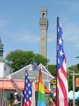 Bayberry Accommodations: Pilgrim Monument