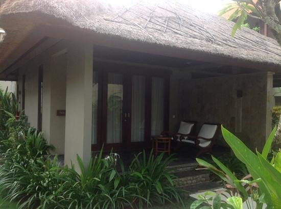 Bali Niksoma Boutique Beach Resort : junior suite