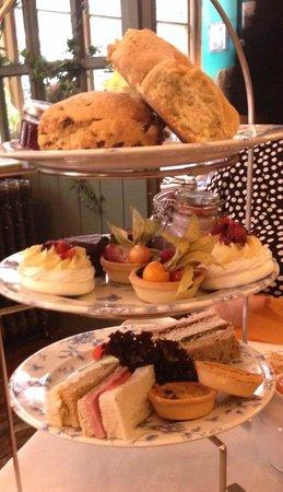 Richmond Tea Rooms: Afternoon Tea