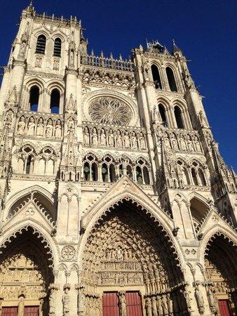 Cathédrale Notre-Dame d'Amiens : Cathedral