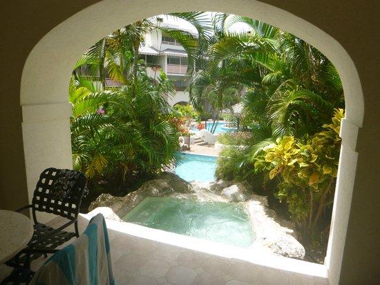 Bougainvillea Beach Resort: Plunge pool