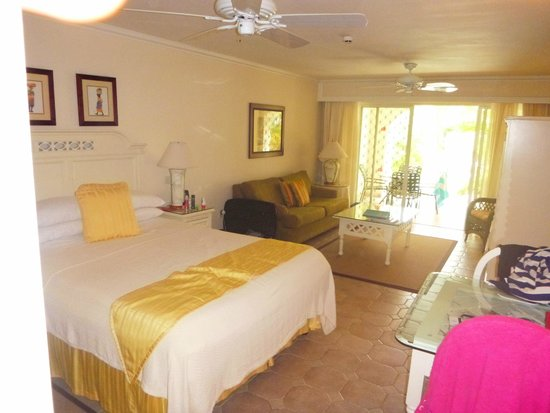 Bougainvillea Beach Resort: Junior suite