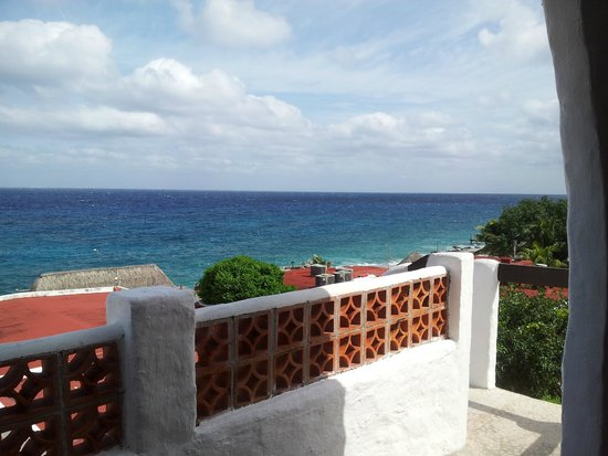 Scuba Club Cozumel: Room with a View