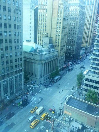 Courtyard New York Manhattan / Herald Square: View from our room 1208