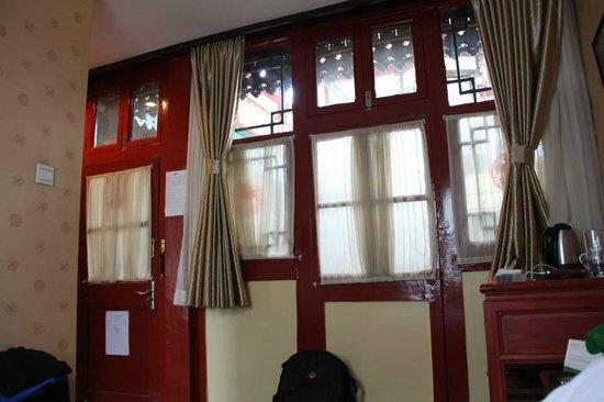 Splendid Zhuang Hotel : Standard Double Room