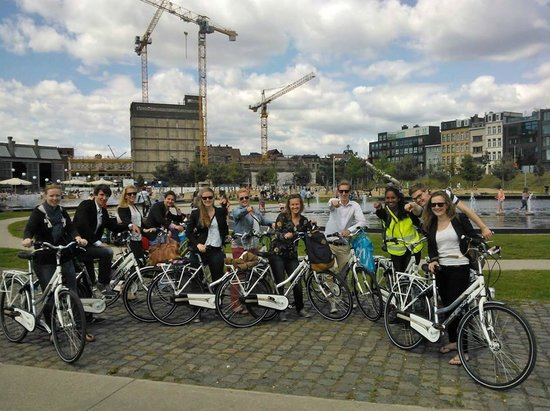 Antwerp by Bike