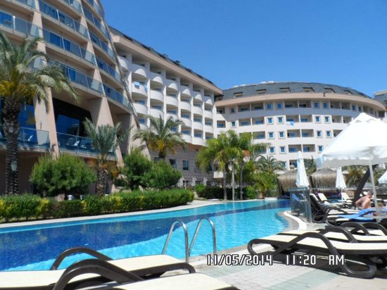 Long Beach Resort Hotel & Spa: hotel