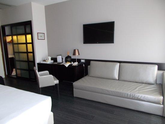 Best Western Premier Hotel Sant'Elena: Guardate quanto spazio,tutto eccezionalmente comodo