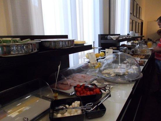 Best Western Premier Hotel Sant'Elena: Eccezioonale la colazione con prodotti dialta qualita'