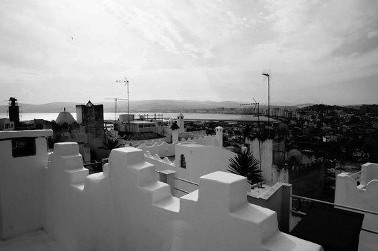 Dar Nour: Vue mer méditerranée