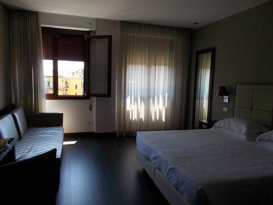 Best Western Premier Hotel Sant'Elena: Hotel moderno con mura antiche,un must tra i must di Venezia