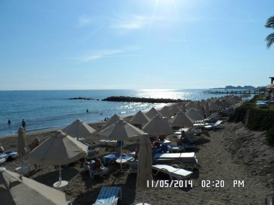 Long Beach Resort Hotel & Spa: beach