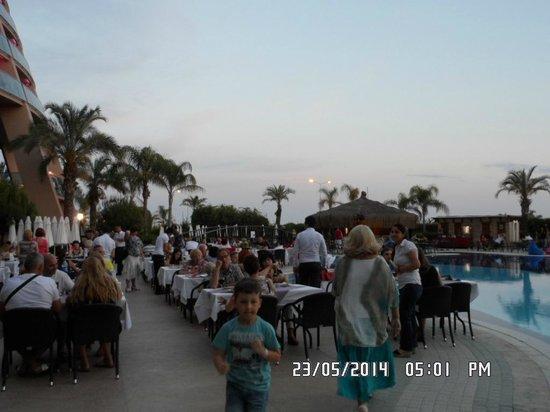 Long Beach Resort Hotel & Spa: dining