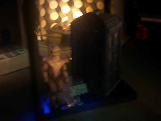 Doctor Who Experience Cardiff Bay: Props