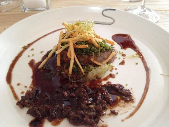 Springfontein Eats: Beef, marrow & cabbage main dish