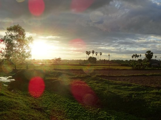 Quad Adventure Cambodia Siem Reap: It's all about the sunset