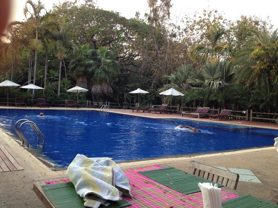 Kaomai Lanna Resort: pool