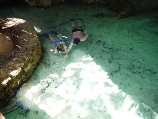 Zamas: Cenote