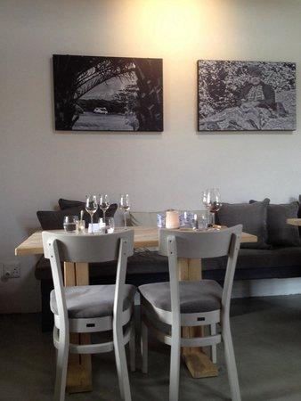 Springfontein Eats: Interior