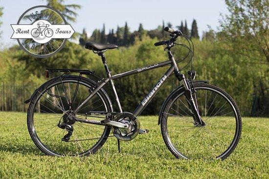 Rent City Bike Bianchi Spillo In Florence Foto Di Tuscanybike