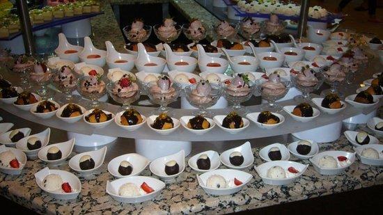 Barut Kemer : Délicieux desserts