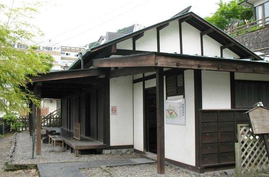 Ikaho Checking Station : Здание