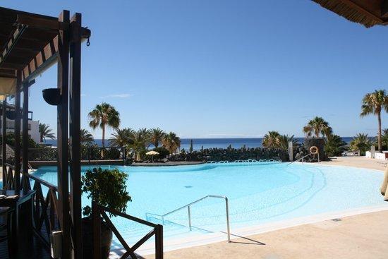Hesperia Lanzarote: Hotel Grounds