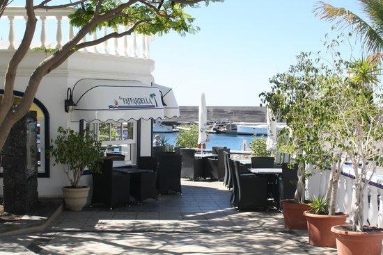 Hesperia Lanzarote: Puerto Calero Marina