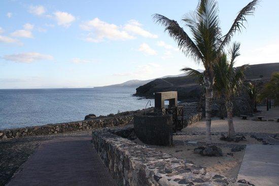 Hesperia Lanzarote : Hotel Grounds