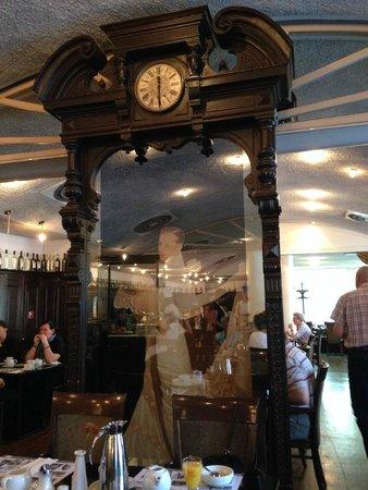 Arcotel Wimberger Hotel: Breakfast room