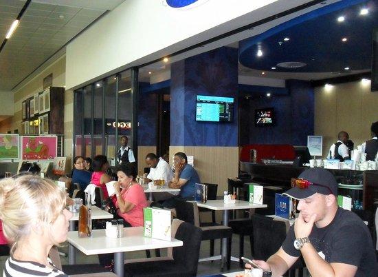 Alba Easy Lounge Durban: KSIA