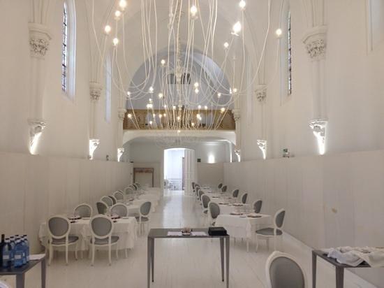 Pamplona Catedral Hotel: Restaurant.