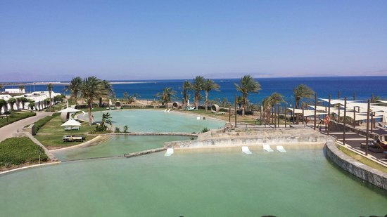 Le Meridien Dahab Resort : Panoramic scene