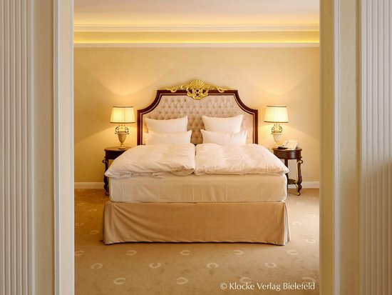 "Victor's Residenz-Hotel Schloss Berg: Götter-Suite ""Diana"""