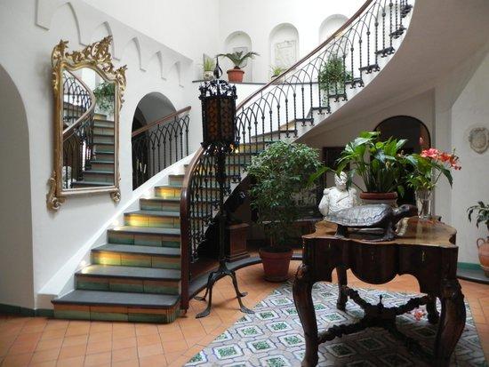 Residence Hotel: INTERNO