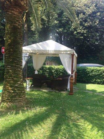 Hotel Kyrton: Il gazebo
