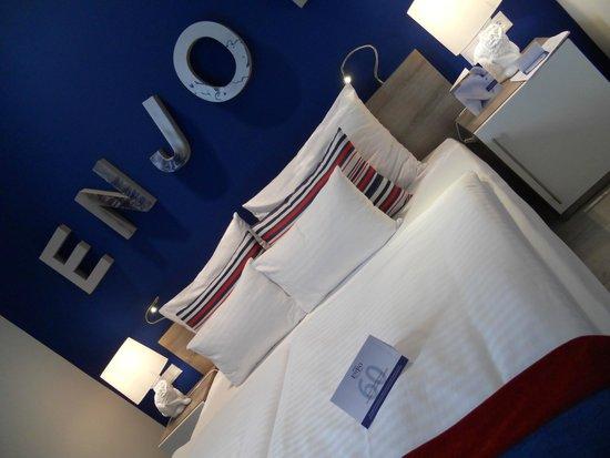Estilo Fashion Hotel : stanza