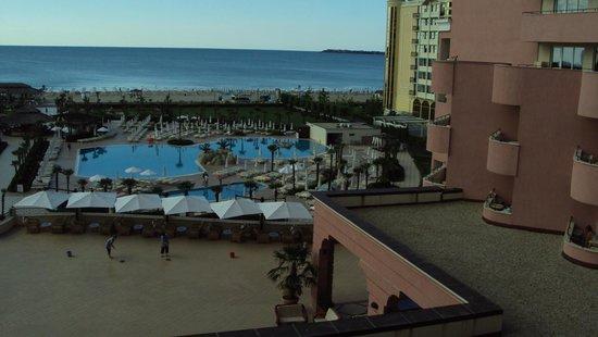 DIT Majestic Beach Resort : Mooi uitzicht